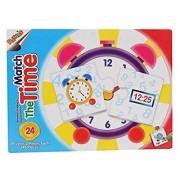 Ratna's Match The Time Jigsaw