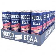 NOCCO 24 x NOCCO BCAA, 330 ml, Miami Summer Edition Strawberry