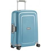Samsonite S'Cure Spinner Handbagage koffer 55 cm - Ice Blue