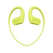Sony NW-WS623 Bluetooth Sport In Ear oordopjes Geel
