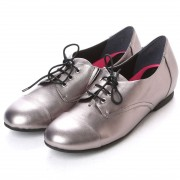 【SALE 62%OFF】プレタ ウォーキング Pret-a Walking ヒモフラットシューズ (GM) レディース