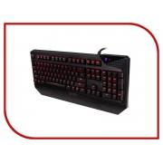 Клавиатура Tesoro Durandal Ultimate V2 Cherry MX Blue TS-G1NL-V2bl Black-Blue