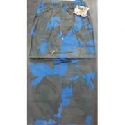 Men's Printed Cotton Capri(XL Size For 34 Weist)