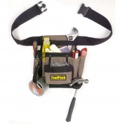 Toolpack Single-Pouch Tool Belt Classic 360.054