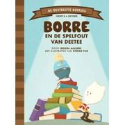 De Gestreepte Boekjes groep 8 oktober - Borre en de spelfout van deetee