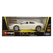 Bburago Lamborghini Murcielago, White - 12022 1/18 scale Diecast Model Toy Car