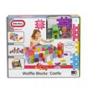 Blocuri De Constructie - Castel.80+ piese de joc si figurine