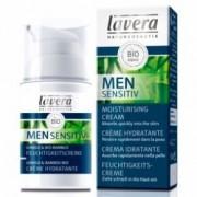 Lavera Men Sensitive bőrtábpláló hidratáló arckrém - 30 ml