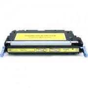 Тонер касета за Hewlett Packard Color LaserJet 3600 Yellow (Q6472A) - G&G - 100HP3600Y RG