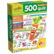 Lisciani giochi carotina penna parlante 500 domande 3-4 anni 57597