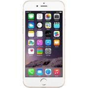 "Telefon Mobil Apple iPhone 6, Procesor Apple A8 Dual Core 1.4 GHz, IPS LED-backlit widescreen Multi‑Touch 4.7"", 1GB RAM, 32GB flash, 8MP, Wi-Fi, 4G, iOS 8 (Auriu) + Cartela SIM Orange PrePay, 6 euro credit, 6 GB internet 4G, 2,000 minute nationale si inte"