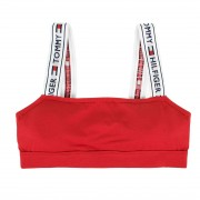 Boxershort Dames Padded Bralette Tango Red