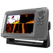 Sonar Lowrance Hook2-7x TripleShot Transducer + GPS Plotter