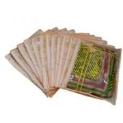 RajasthaniKart Garment Covers Pack_Material_160 Pack_Material_160(Orange)