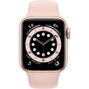 Apple Watch Series 6 44mm (GPS) Aluminium Case Gold Sport Band Roz