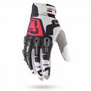 LEATT Glove Leatt Gpx 4.5 Lite Wht/red/blk Size Xxl/eu11/us12