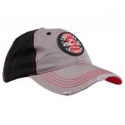ORANGE COUNTY CHOPPERS baseball sapka - Round Logo - Fekete / Piros / szürke - OCCC00258Z
