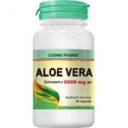 Aloe vera 30cps COSMOPHARM