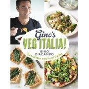 Gino's Veg Italia!, Hardcover