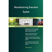 Manufacturing Execution System A Complete Guide - 2020 Edition, Paperback/Gerardus Blokdyk