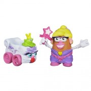 Mr. Potato Head Little Taters Big Adventures Princess Spudette Figure