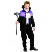 Vegaoo Unga Greve Dracula - Halloweendräkt för barn