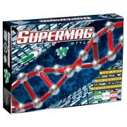 SUPERMAG STYLE - SET CONSTRUCTIE 50 PIESE - SUPERMAG (SM0201)