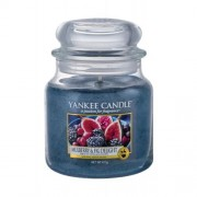 Yankee Candle Mulberry & Fig Delight 411 g unisex