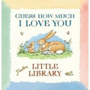 Guess How Much I Love You: Little Library, Hardcover/Sam McBratney