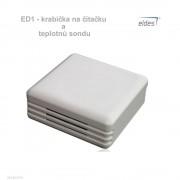 Eldes ED1 - krabička na čítačku a teplotnú sondu