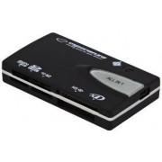 Card Reader All-in-One ESPERANZA EA129, USB 2.0