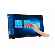"Monitor TFT, HannsG 21.5"", HT225HPB, Touch, 7ms, 80Mln:1, DP/HDMI, Speakers, FullHD"