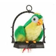 Papagal vorbitor de jucarie