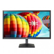 "Монитор LG 22MK400H-B, 21.5"" (54.61 cm) TN панел, Full HD, 1ms, 5 000 000:1, HDMI, VGA"