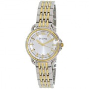 Ceas dama Bulova 98L165 Quartz Dress Collection
