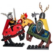 Battle of the Trident - Game of Thrones Minifigures (Compatible with LEGO)