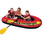 Barca gonflabila pentru copii Intex Explorer PRO 200