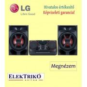 LG CK43 mini hifi, 300 W , Karaoke Star
