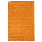 RugVista Alfombra Handloom fringes - naranja 160x230 Alfombra Moderna