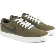 Nike NIKE SB CHECK SOLAR Sneakers For Men(Green)