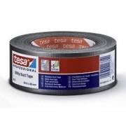 Banda adeziva Duct Tape Tesa 4613 gri