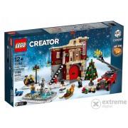 LEGO® Creator - Statia de pompieri din satul de iarna (10263)