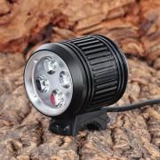 Luz de bici impermeable MagicShine MJ-872 4 modos LED c/ 4 CREE XP-G