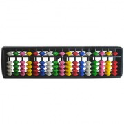 SAE MULTICOLOR 17 ROD ABACUS KIT