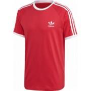 Tricou Adidas Originals 3-Stripes Rosu Marime L