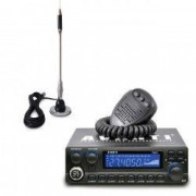 Pachet statie radio CB Avanti Kappa II 3 trepte de putere + antena CB Bytrex MiniPlus