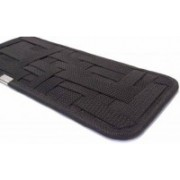 Oxfo Vehicle Storage Plate Grid-It Organizer for Electronics Cosmetics Tool(Black)