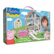 IMC TOYS Peppa Pig Kućica za dekorisanje