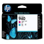 Cabeça de Impressão Cyan/Magenta 940 HP Officejet - C4901A