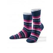Walbusch Benefit-Socke 2er-Pack Rot 42-43
